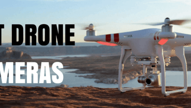 Photo of Best Drone Cameras: Reviews & Buyer's Guide