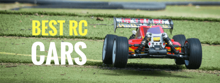 Best RC (Remote Control) Cars – Top 10 RC Cars Review