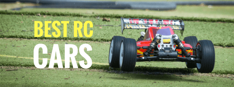 Best RC (Remote Control) Cars (June 2018) – Top 10 RC Cars Review