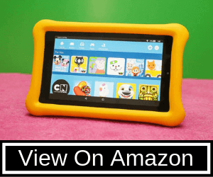 Fire 7 Kids Edition Tablet Review