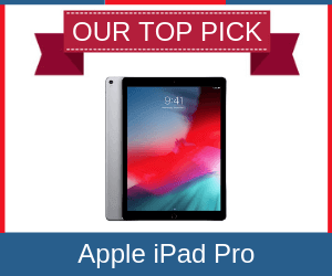 Overall Best Gaming Tablet - Apple iPad Pro