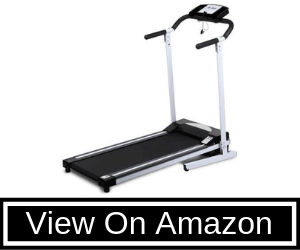 ANCHEER Folding Treadmill