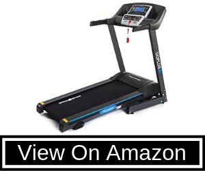 Goplus 2.25 HP Folding Treadmill Electric