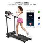 ZELUS Folding Treadmill - Mobile App Support