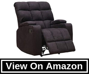 4HOMART Massage Recliner Chair Review