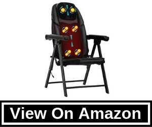 BestMassage Back Massager Chair Review