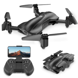 Holy Stone GPS Drone FPV Drone with Camera (1080P HD)