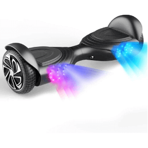 TOMOLOO Music-Rhythmed Hoverboard
