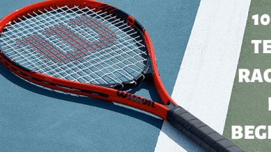 Photo of 10 Best Tennis Racquets for Beginners